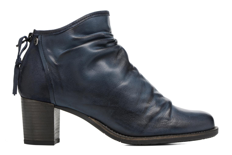Bottines et boots Dkode Carter Bleu vue derrière