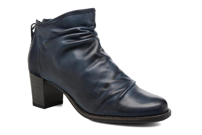 Bottines et boots Dkode Carter Bleu vue détail/paire