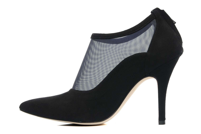 Bottines et boots Georgia Rose Lapon CFT Noir vue face