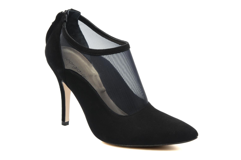Bottines et boots Georgia Rose Lapon CFT Noir vue détail/paire