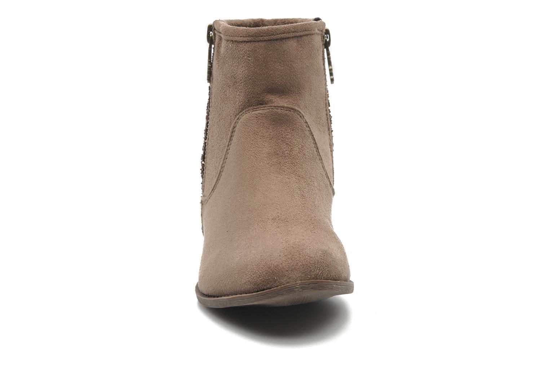 Bottines et boots Refresh Mademama Marron vue portées chaussures