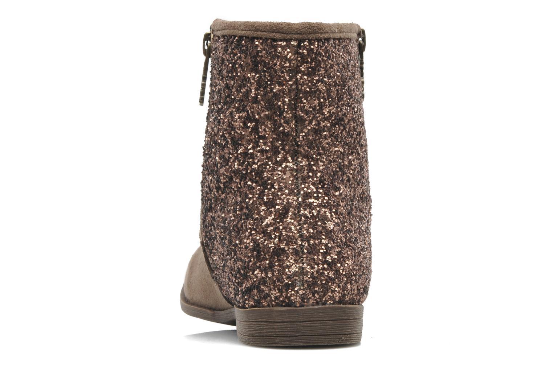 Bottines et boots Refresh Mademama Marron vue droite