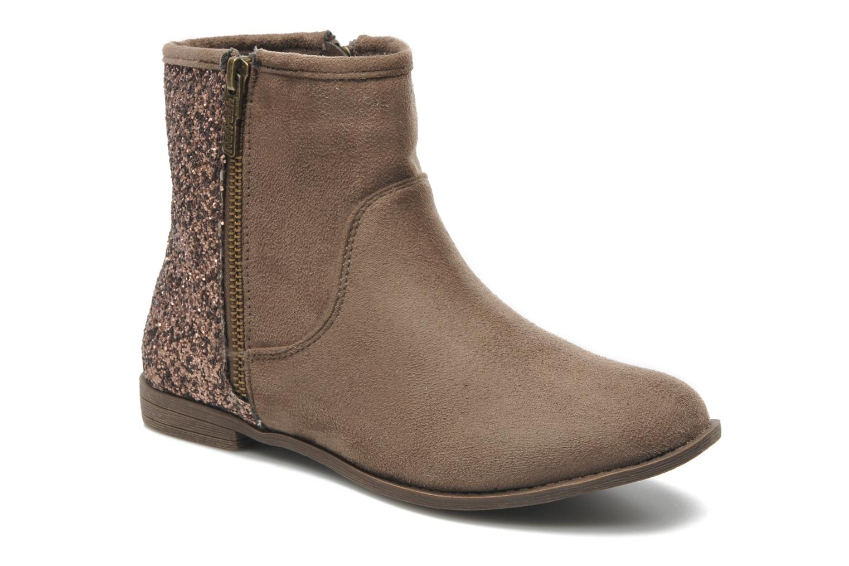 Bottines et boots Refresh Mademama Marron vue détail/paire