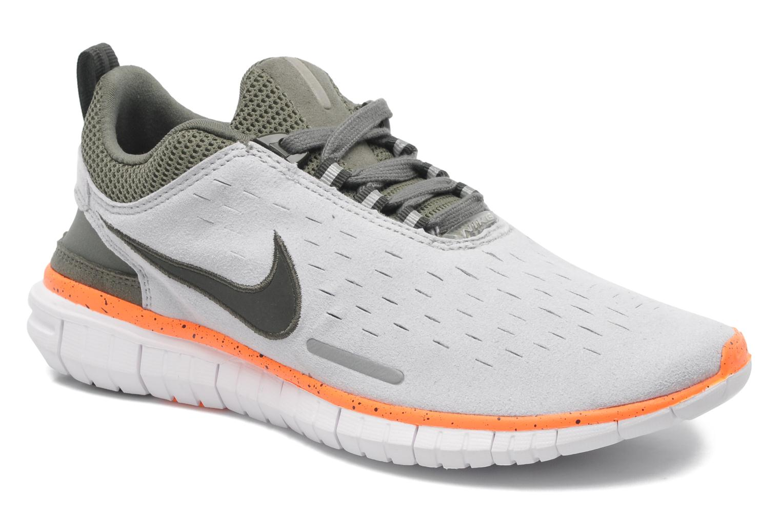 cheap for discount c760a c1af6 Baskets Nike Nike Free Og Superior Gris vue détail paire