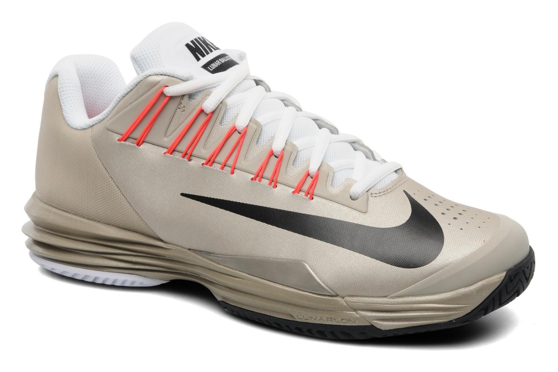 25a6797cebc0 ... Sport shoes Nike Nike Lunar Ballistec Grey detailed view Pair view huge  selection of 15276 257fa ...
