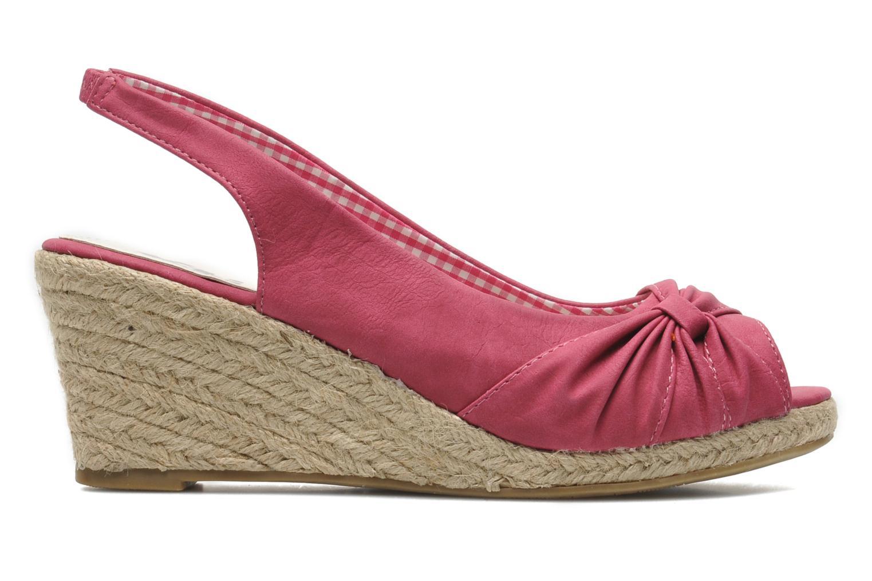 Sandales et nu-pieds Xti Sofia Rose vue derrière