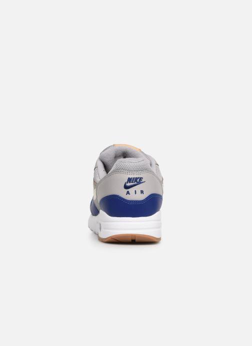 Sneaker Nike Nike air max 1 (gs) grau ansicht von rechts