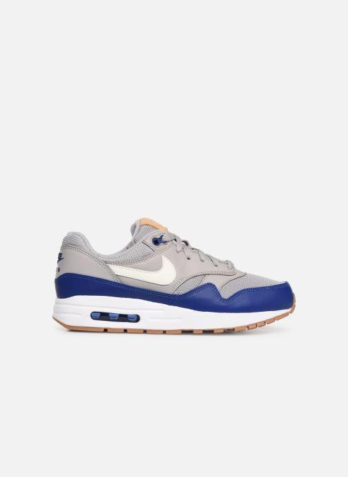 Sneaker Nike Nike air max 1 (gs) grau ansicht von hinten
