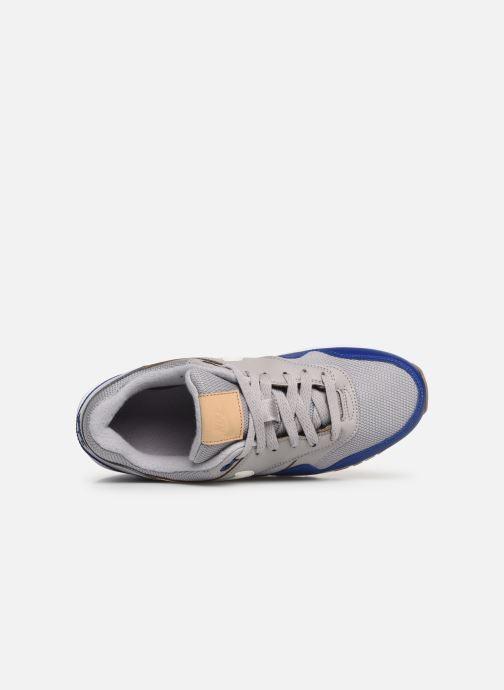 Sneaker Nike Nike air max 1 (gs) grau ansicht von links