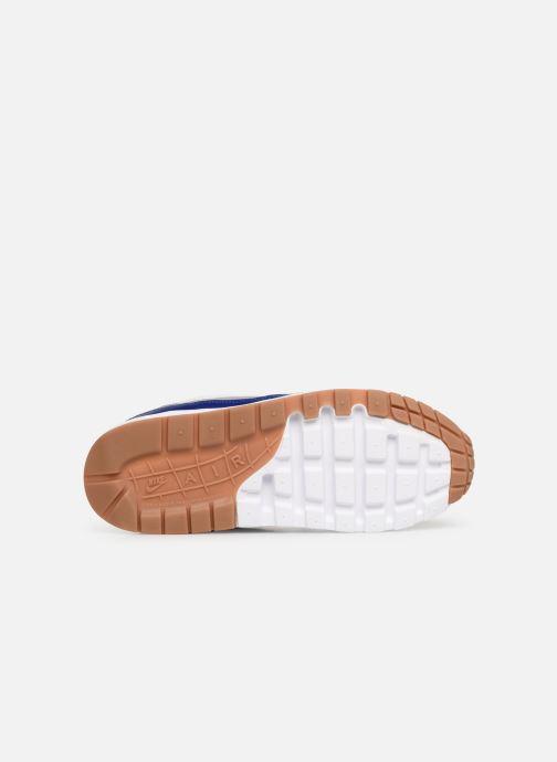Sneakers Nike Nike air max 1 (gs) Grigio immagine dall'alto