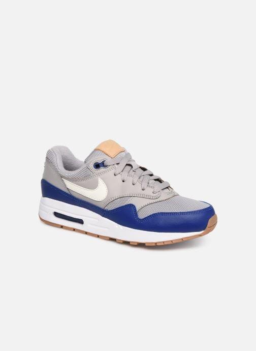 best website e448a 817ee Baskets Nike Nike air max 1 (gs) Gris vue détail paire