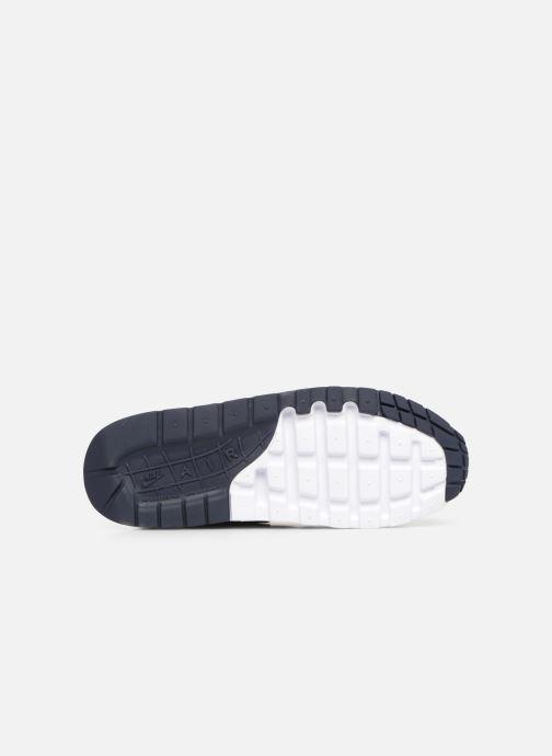 Baskets Nike Nike air max 1 (gs) Bleu vue haut
