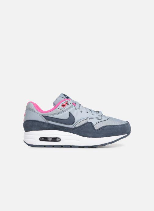 Sneakers Nike Nike air max 1 (gs) Blå se bagfra