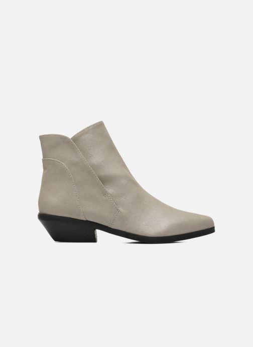 Bottines et boots Shellys London Hingston Gris vue derrière