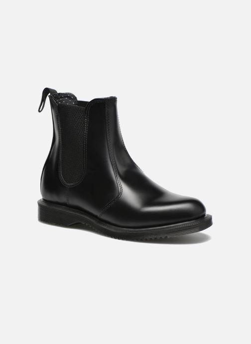 Boots en enkellaarsjes DR. Martens Flora Zwart detail