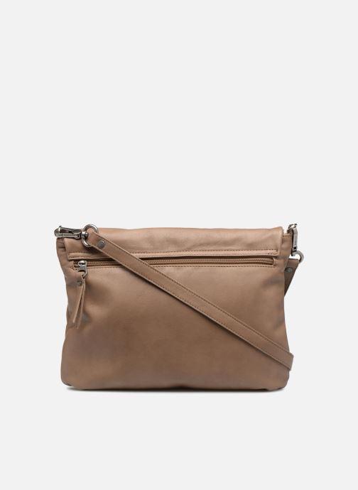 Handtaschen Sabrina Maëlle beige ansicht von vorne