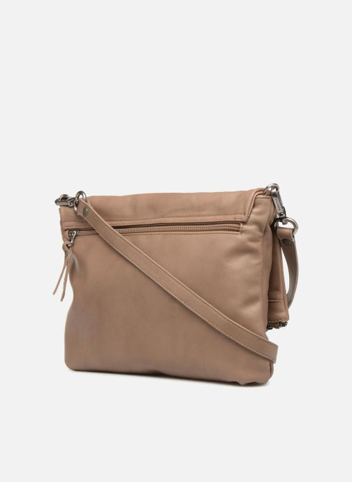 Handbags Sabrina Maëlle Beige view from the right
