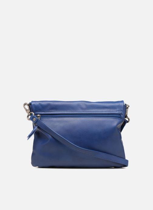 Handtaschen Sabrina Maëlle blau ansicht von vorne
