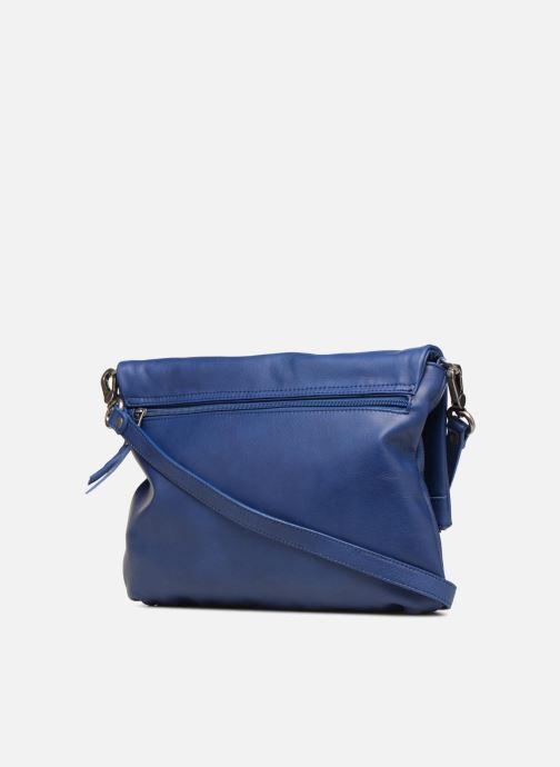 Handtaschen Sabrina Maëlle blau ansicht von rechts