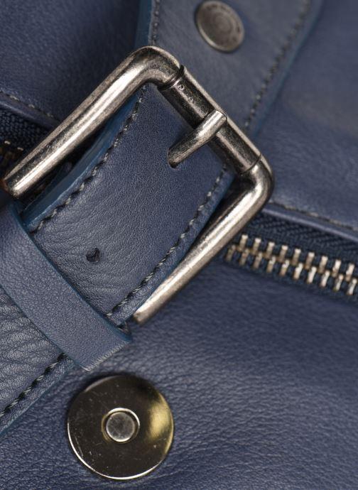 Bolsos de mano Sabrina Maëlle Azul vista lateral izquierda