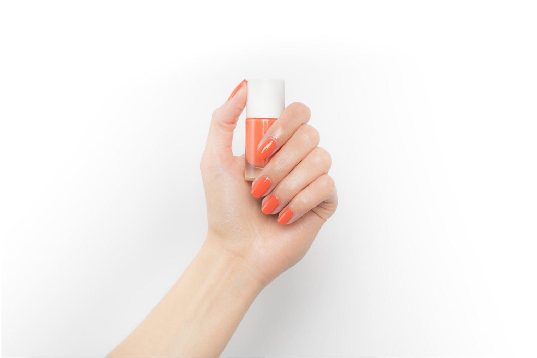 Soins et beauté des pieds Nailmatic Vernis à ongles Orange vue bas / vue portée sac