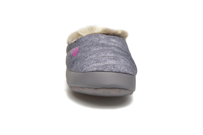 Pantoffels The North Face W Nse Tent Mule Faux Fur II Grijs model