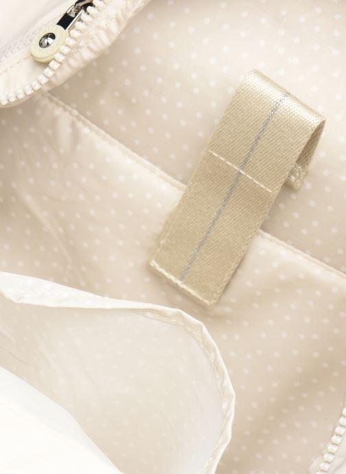 Scolaire kipling Clas Seoul Blanc vue derrière