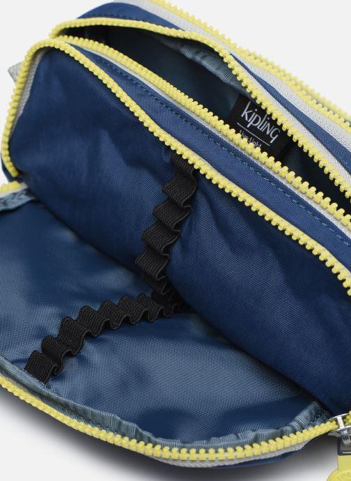 Schooltassen kipling Gitroy Blauw achterkant