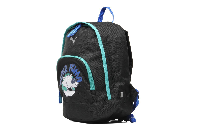 Sacs à dos Puma Primary Small Backpack Noir vue portées chaussures