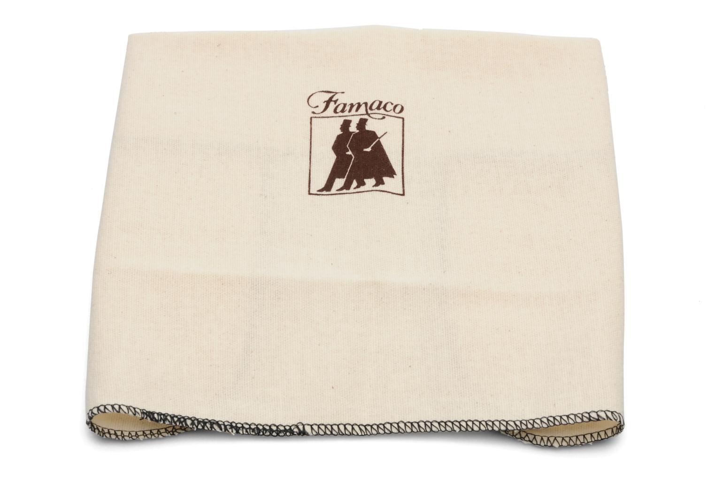 Produits d'entretien Famaco Chamoisine Famaco 40*30 Beige vue détail/paire