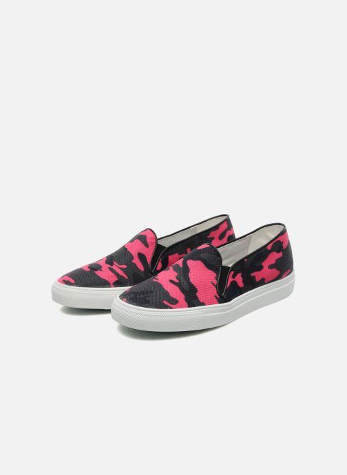 Sneakers Eden Birdy Pink 3/4 billede