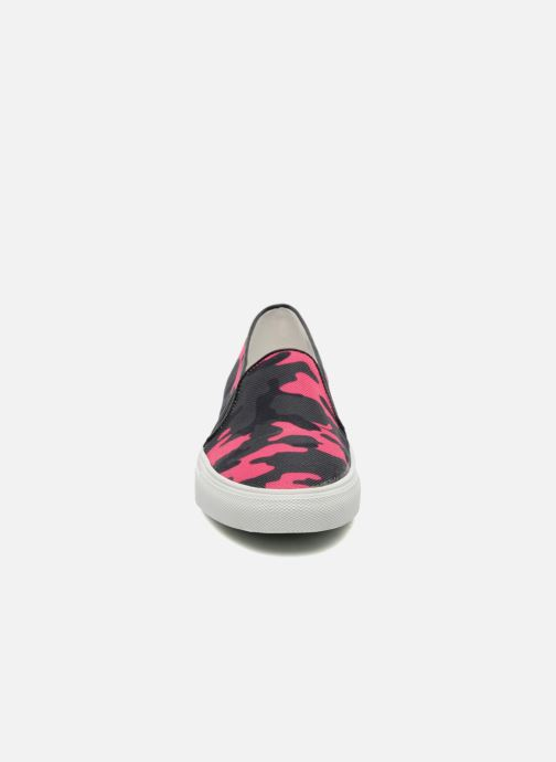 Baskets Eden Birdy Rose vue portées chaussures