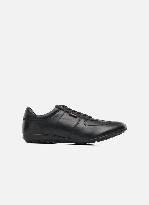Sneakers Levi's Chula Vista Zwart achterkant