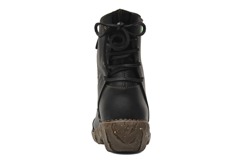 Boots en enkellaarsjes El Naturalista Yggdrasil N148 Zwart rechts