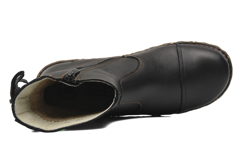 Boots en enkellaarsjes El Naturalista Yggdrasil N148 Zwart links