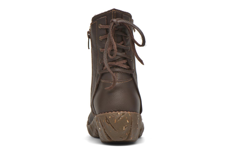 Bottines et boots El Naturalista Yggdrasil N148 Marron vue droite
