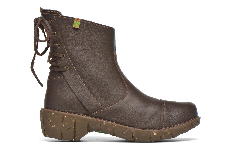Bottines et boots El Naturalista Yggdrasil N148 Marron vue derrière