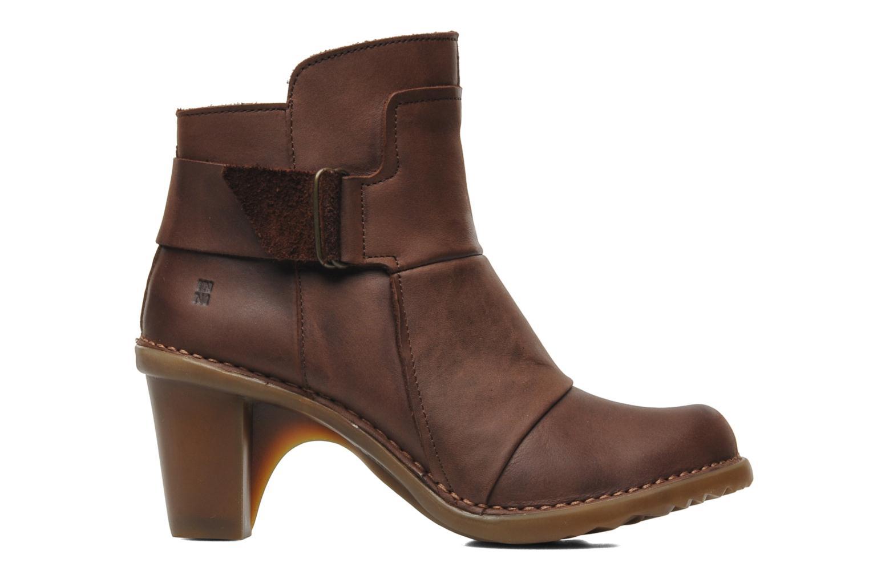 Bottines et boots El Naturalista Duna N566 Marron vue derrière