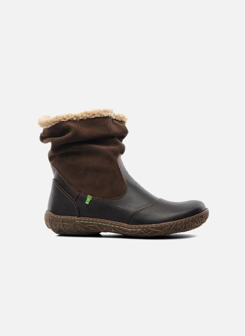 Stiefeletten & Boots El Naturalista Nido Ella N758 braun ansicht von hinten