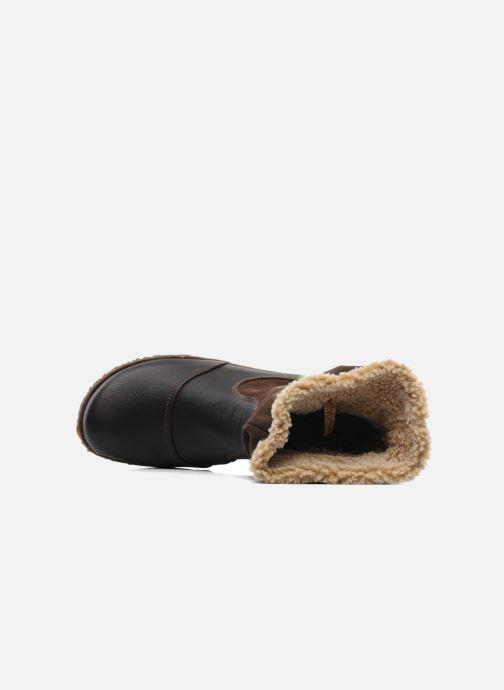Stiefeletten & Boots El Naturalista Nido Ella N758 braun ansicht von links