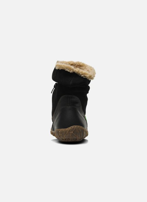 Ankle boots El Naturalista Nido Ella N758 Black view from the right