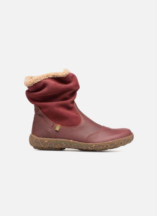 Bottines et boots El Naturalista Nido Ella N758 Bordeaux vue derrière