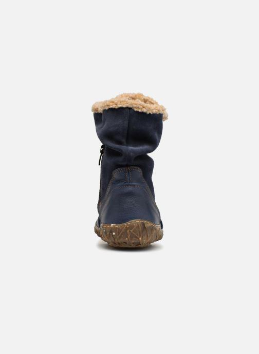 Bottines et boots El Naturalista Nido Ella N758 Bleu vue droite