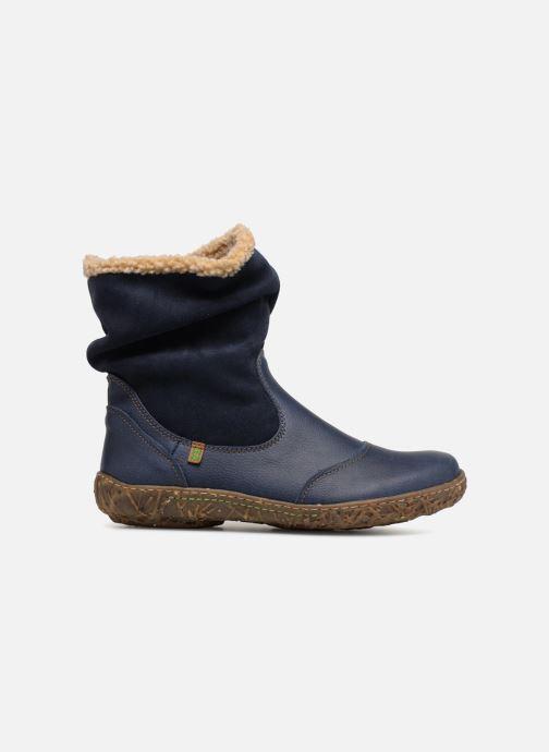 Stiefeletten & Boots El Naturalista Nido Ella N758 blau ansicht von hinten