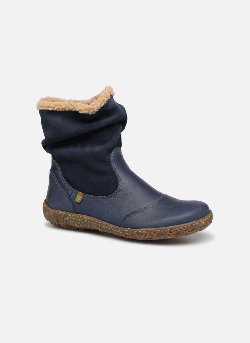 Bottines et boots El Naturalista Nido Ella N758 Bleu vue détail/paire