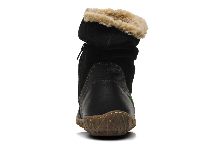 Bottines et boots El Naturalista Nido Ella N758 Noir vue droite