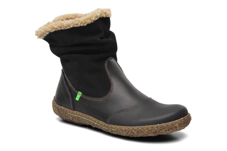 Bottines et boots El Naturalista Nido Ella N758 Noir vue détail/paire