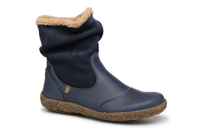 Zapatos de mujer baratos zapatos de mujer  N758 El Naturalista Nido Ella N758  (Azul) - Botines  en Más cómodo ca920d