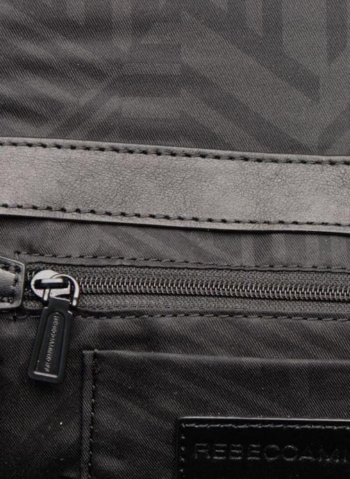 Handtassen Rebecca Minkoff Love Crossbody Zwart achterkant