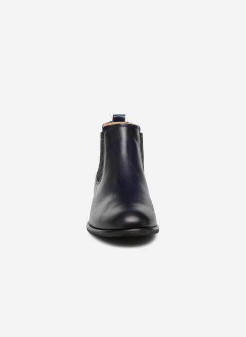 Bottines et boots Gabor Paloma Noir vue portées chaussures